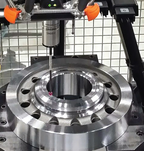 The Equator™ system has made it easy for Tremec to gauge every controlled feature of gears on the shop floor