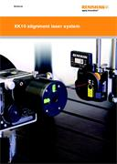 Brochure:  XK10 alignment laser system