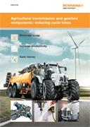 Case brief:  Agricultural transmission and gearbox components - reducing cycle times